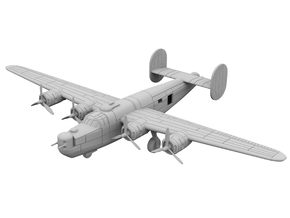 1:200_B24-H [x1][S] in Smooth Fine Detail Plastic