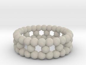 V7 - Ring in Natural Sandstone