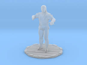 Liu Kang (MKX) in Smooth Fine Detail Plastic