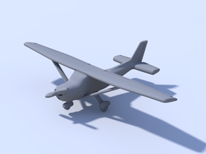 1:500_Cessna Skyhawk [x2][A] in Smooth Fine Detail Plastic