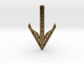 Grappling Hook #4 - big in Natural Bronze