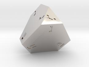 Dreidel D4 in Platinum