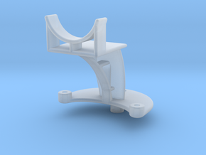 XuGong V2 - Mount for Controller & Mini Cam in Smooth Fine Detail Plastic