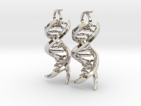 CeDNA in Rhodium Plated Brass