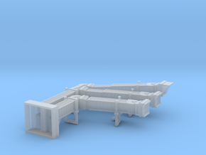 1:500_A380 Jetway [1B] in Smooth Fine Detail Plastic