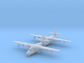 HU-16 w/gear x2 (FUD) in Smooth Fine Detail Plastic: 1:700