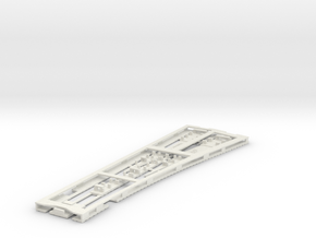 P-165st-left-hand-small-point-insert-plus-base-3a in White Natural Versatile Plastic