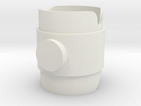 Shroud2 in White Strong & Flexible