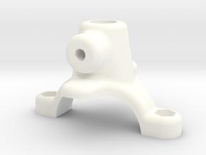 Sky Hero (Spy) 3DR Robotics GPS Mount-Ring Top in White Processed Versatile Plastic