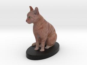 9206 - Garfield - Figurine-meters in Full Color Sandstone