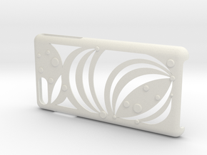 Natura Case in White Natural Versatile Plastic