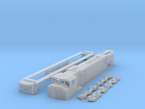 N Scale M630w in Frosted Ultra Detail