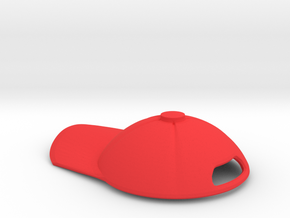 Nendroid Kirby Snapback Cap in Red Strong & Flexible Polished
