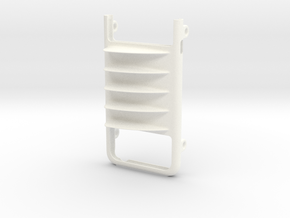 iPhone 6 and 6S spincase vertical Olloclip in White Processed Versatile Plastic