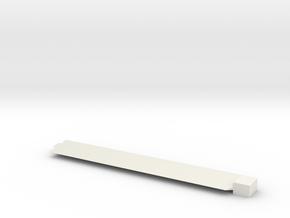 Dark Saber Blade Part 2 in White Strong & Flexible