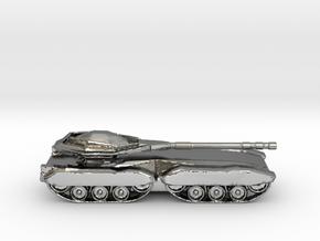 Artabanus in Fine Detail Polished Silver