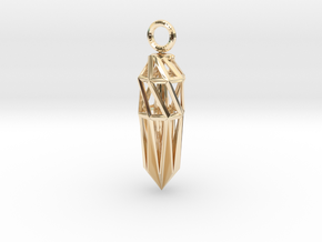 Talisman in 14K Gold