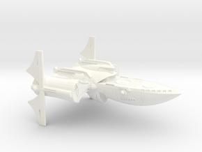 The Bebop (SW Armada Scale) in White Processed Versatile Plastic