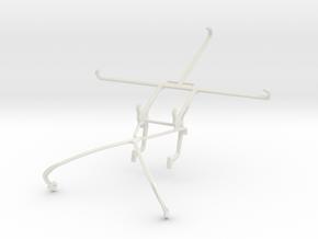 Controller mount for Shield 2015 & Maxwest Nitro P in White Natural Versatile Plastic
