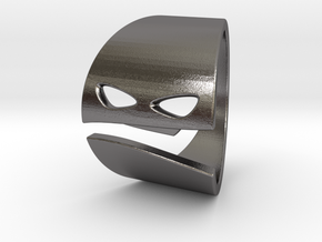Moody in Polished Nickel Steel