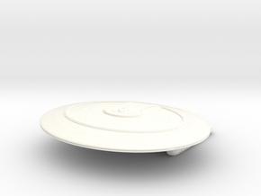 Nebula Class A in White Processed Versatile Plastic