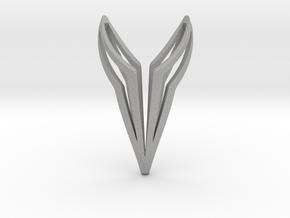 YOUNICAT Pendant, Soft. in Aluminum