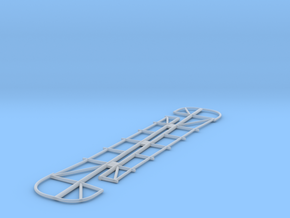 Fokker DVII 1/32 Ailerons in Smoothest Fine Detail Plastic
