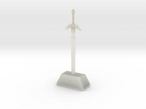Mastah Sword  in Transparent Acrylic