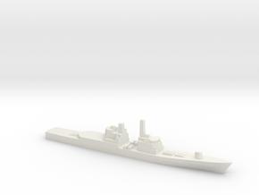 Strike Cruiser MK I Modernized, 1/1800 in White Natural Versatile Plastic