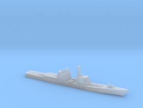 Strike Cruiser MK I Modernized, 1/3000 in Smooth Fine Detail Plastic