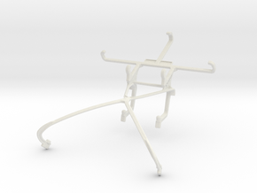Controller mount for Shield 2015 & verykool SL4500 in White Natural Versatile Plastic