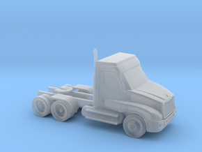 Freightliner Cascadia Truck - Zscale in Smooth Fine Detail Plastic