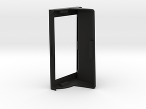 2013 Nexus 7 tablet mount for the E9X (RHD) in Black Natural Versatile Plastic