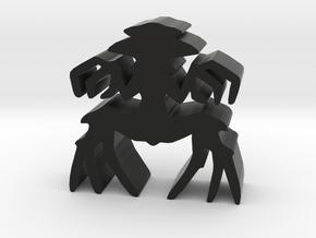 Game Piece, Dark Spider Master in Black Strong & Flexible