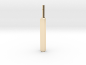 Chris Spindle in 14K Yellow Gold