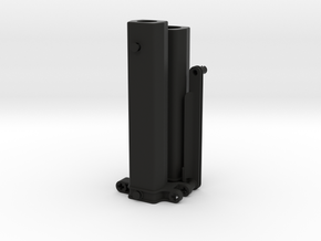 telescopic boxes  in Black Natural Versatile Plastic