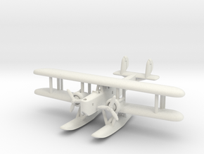 Douglas P2D-1 6mm 1/285 in White Natural Versatile Plastic