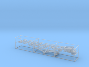 1/50th 36 foot material conveyor in Frosted Ultra Detail