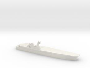 Sea Control Ship, 1/1250 in White Natural Versatile Plastic