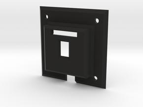 IR Sensor in Black Natural Versatile Plastic