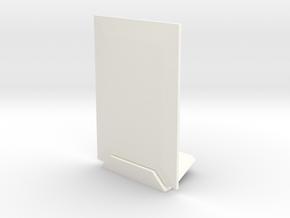 Portrait 3dphoto 2 X 3 Inches in White Processed Versatile Plastic