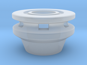 Ilum Pillar Insert in Smooth Fine Detail Plastic