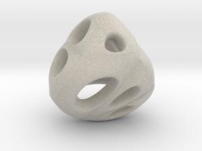 Chinese Jade 01 in Natural Sandstone