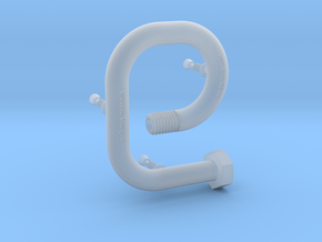 Lower case 'A' & 'E' in Smooth Fine Detail Plastic
