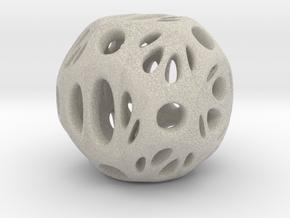 hydrangea ball 06 in Natural Sandstone