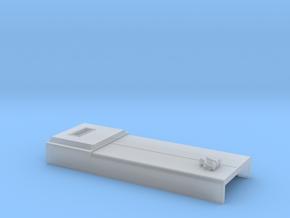 DB0011 SD40-2W ERH, Q Stk, Rblt 1/87.1 in Smoothest Fine Detail Plastic