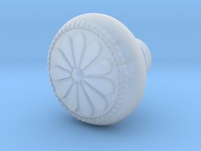 CARINA door knob in Smooth Fine Detail Plastic