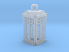 Tardis Lantern 2: Tritium (All Materials) in Smooth Fine Detail Plastic