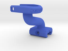 IONAir CamLOCK RH Picatinny Offset Mount in Blue Processed Versatile Plastic