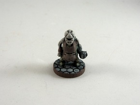 Xaar, Zyntari Engineer, 28mm Miniature in White Strong & Flexible